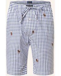 Polo Ralph Lauren Schlafshorts - Blau