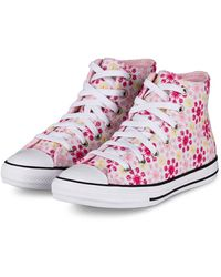 Converse Hightop-Sneaker CHUCK TAYLOR ALL STAR - Pink