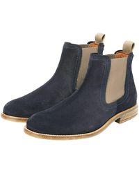 Marc O'polo Chelsea Boots - Blau
