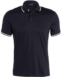 Emporio Armani - Poloshirt - Lyst