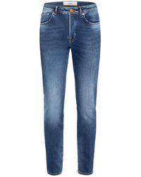 Goldgarn Denim Jeans U2 Slim Fit - Blau