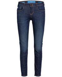Goldgarn Denim Skinny Jeans JUNBURSCH - Blau