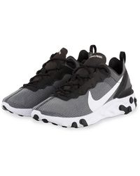 Nike Sneaker REACT 55 SE - Schwarz