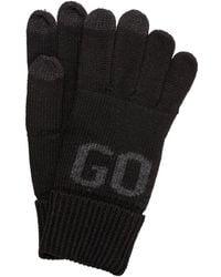 HUGO Handschuhe WENNO - Schwarz
