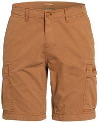 Napapijri Cargo-Shorts NOSTRAN - Braun