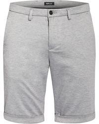 Replay - Chino-Shorts SIMON - Lyst