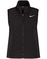 Nike Laufweste AEROLAYER - Schwarz
