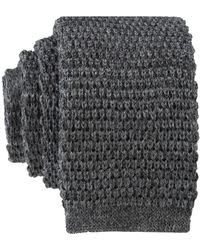 HUGO Krawatte - Grau