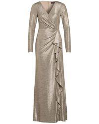 Lauren by Ralph Lauren Abendkleid EMMA - Mettallic