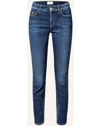 Cambio Jeans PIPER SHORT - Blau