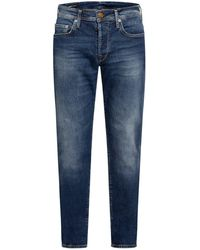 True Religion Jeans MARCO Relaxed Taper Fit - Blau