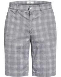 Brax Chino-Shorts BOZEN Regular Fit - Grau