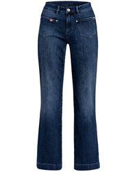 Joop! Bootcut Jeans - Blau
