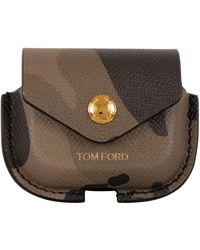 Tom Ford Airpods-Case - Natur