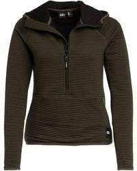 O'neill Sportswear - Fleece-Hoodie FORMATION - Lyst