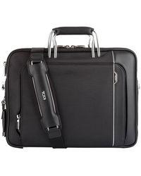 Tumi Business-Tasche ARRIVÉ HANNOVER mit Laptopfach - Schwarz