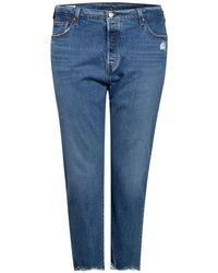 Levi's - 7/8-Jeans 501 - Lyst