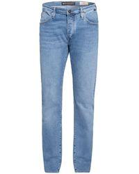 Mavi Jeans YVES Slim Skinny Fit - Blau