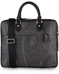 Etro Business-Tasche - Mehrfarbig