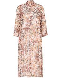 Cinque Kleid CIDAVIS - Pink