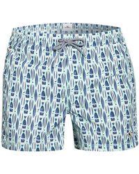 O'neill Sportswear Badeshorts BOARDS - Blau