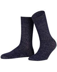 Alto Milano Socken - Blau