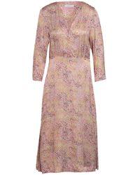 Cinque Kleid CIINARO mit 3/4-Arm - Pink