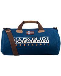 Napapijri Reisetasche BERING 2 - Blau