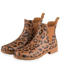 HUNTER - Gummi-Boots ORIGINAL REFINED - Lyst