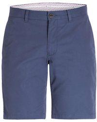 Tommy Hilfiger Shorts BROOKLYN - Blau