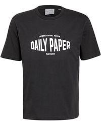 Daily Paper T-Shirt HOYOUTH - Schwarz