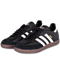 adidas Sneaker SAMBA - Schwarz