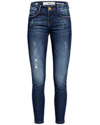 Goldgarn Denim Skinny Jeans JUNGBUSCH - Blau