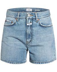 Closed Jeans-Shorts AZRA - Blau