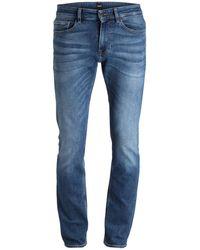 BOSS by HUGO BOSS Jeans DELAWARE Slim Fit - Blau