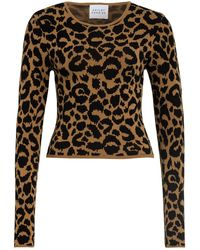 Hayley Menzies Cropped-Pullover - Mehrfarbig