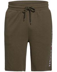 Tommy Hilfiger Lounge-Shorts - Grün
