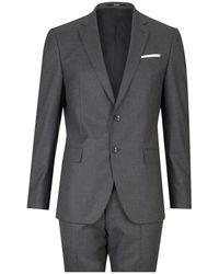 Joop! Anzug HERBY-BLAYR Slim Fit - Grau