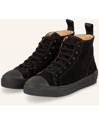 Royal Republiq Hightop-Sneaker COURT - Schwarz