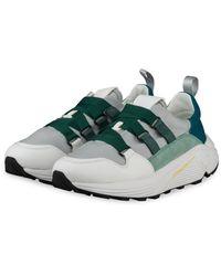 Closed Plateau-Sneaker SPICY - Grün