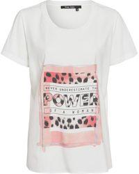 MARC AUREL T-Shirt - Mehrfarbig
