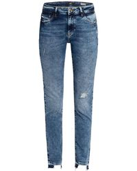 Mavi Skinny Jeans NICOLE - Blau