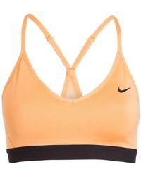 Nike Sport-BH INDY - Orange