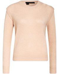 360cashmere Cashmere-Pullover MILA - Mehrfarbig