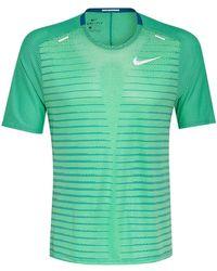 Nike - Laufshirt DRI-FIT - Lyst