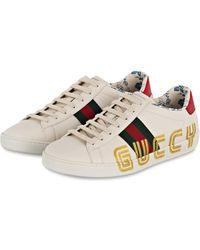 Gucci Sneaker NEW ACE GLITTER - Mehrfarbig
