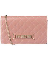 Love Moschino - Schultertasche - Lyst
