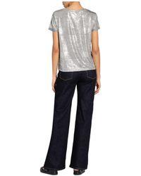 Monari T-Shirt - Mettallic