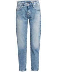 AG Jeans 7/8-Jeans EX-BOYFRIEND - Blau