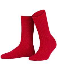 Alto Milano Socken - Rot
